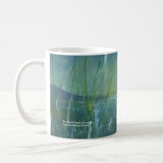 Die Südküste, Cornwall Kaffeetasse