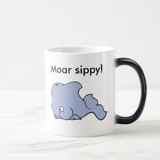 Die SuperSippy Wal-Tasse Verwandlungstasse