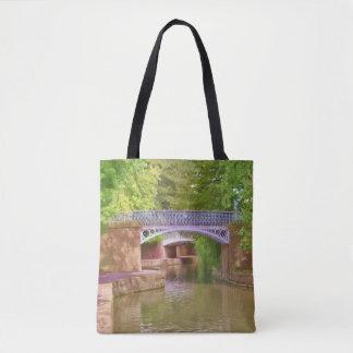 Die Sydney-Garten-Brücken Tasche
