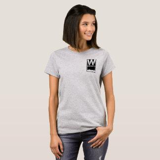 Die T der Bezirk-Sicherheits-Frauen T-Shirt