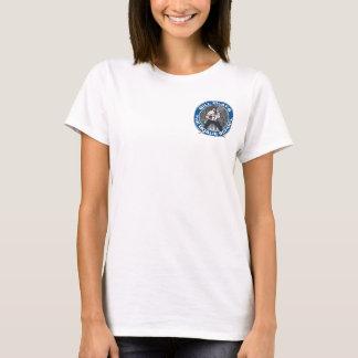 Die T der Tormann-Schulfrauen T-Shirt