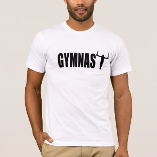 Die T - Shirts der Gymnast-Männer