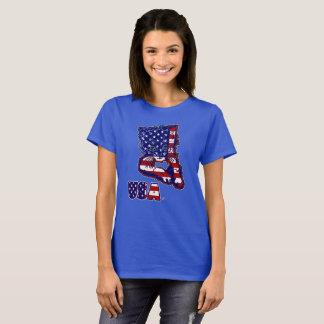 Die T - Shirts der USAkitty-Frauen