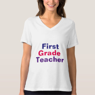 Customized Teacher's T shirts