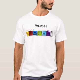 Die Tage der Woche T-Shirt