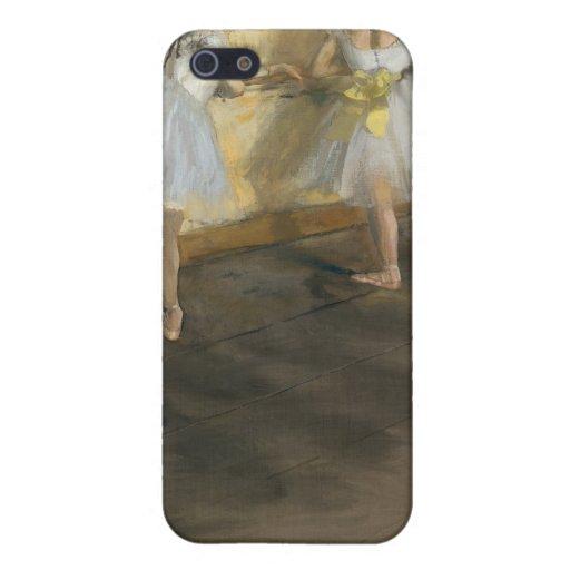 Die Tänzer, die am Bar üben, Edgar entgasen iPhone 5 Cover