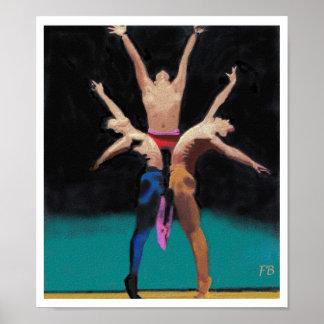 Die Tänzer Poster