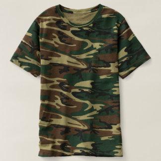 Die Tarnungs-T - Shirt der Männer