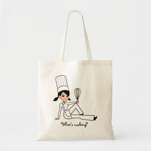 Die Tasche des Koch
