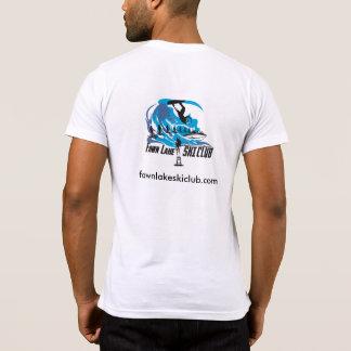 Die Taschen-T-Stück der Männer T-Shirt