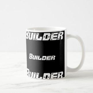 Die Tasse des Erbauers