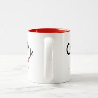 Die Tasse des Kaffee-Liebhabers