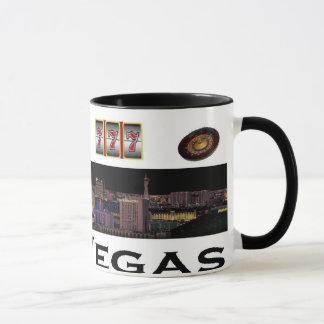 Die Tasse Las- Vegasspielers