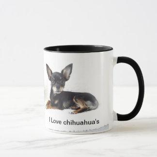 Die Tasse Liebe I Chihuahuas