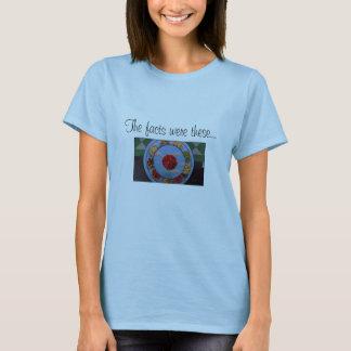 Die Tatsachen waren diese… T-Shirt