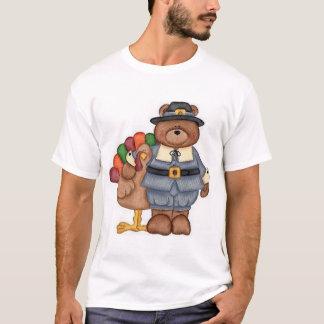 Die Teddybär-Pilger und Türkei T-Shirt