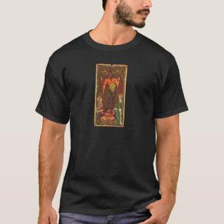 Die Teufel-Tarot-Karte T-Shirt