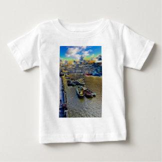 Die Themse-Kunst Baby T-shirt