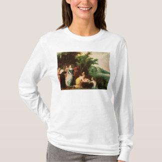 Die Tochter des Pharaos, die Moses entdeckt T-Shirt