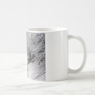 Die Toten des Winters Kaffeetasse