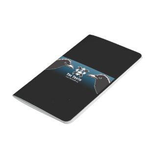 Die troth-Taschen-Zeitschrift Taschennotizbuch