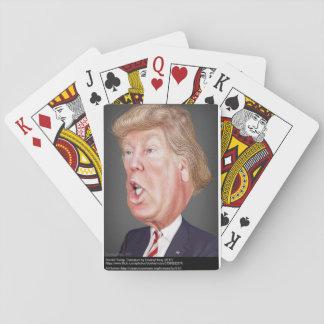 Die Trumpf-Spielkarte Spielkarten
