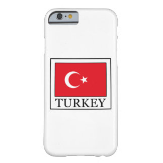 Die Türkei Barely There iPhone 6 Hülle