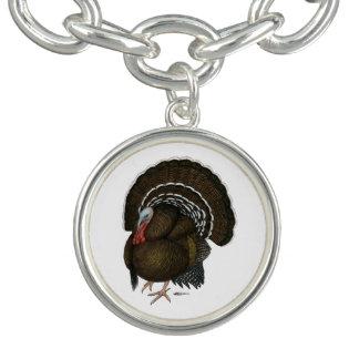 Die Türkei Bronzetom Charm Armband