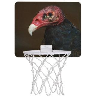 Die Türkei-Geier Mini Basketball Ring