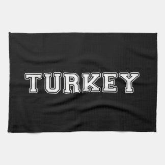 Die Türkei Handtuch