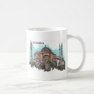 Die Türkei Istanbul Hagia Sophia (durch St.K) Kaffeetasse