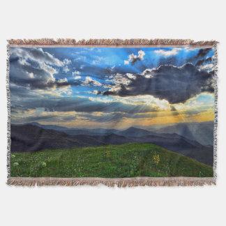 Die Türkei, Kackar Berge, Landschaftsphotographie Decke
