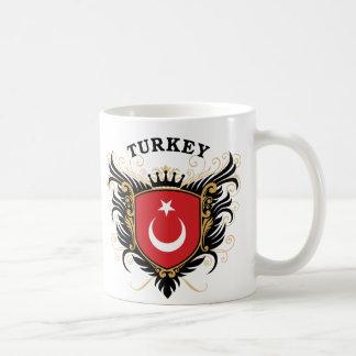 Die Türkei Kaffeetasse