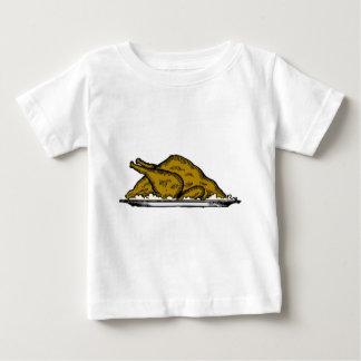 Die Türkei-Servierplatte Baby T-shirt