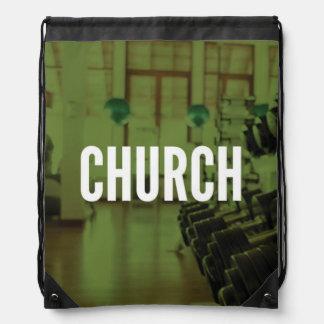 Die Turnhalle ist meine Kirche - der motivierend Turnbeutel