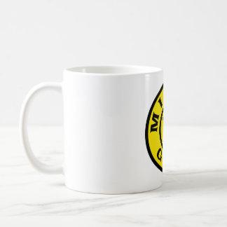 Die Turnhallen-Logo der Mike Kaffeetasse