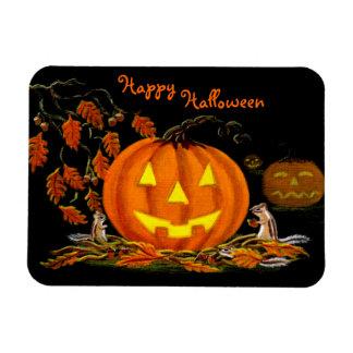 "Die Überraschung Halloweenmagnet ""Herbstes "" Magnet"
