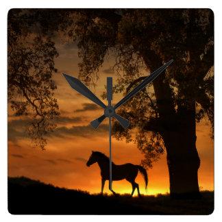 Die Uhr des Pferdeliebhabers
