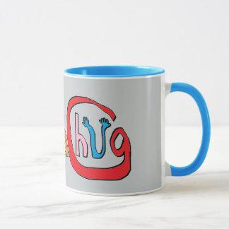 Die Umarmungs-Tasse Tasse