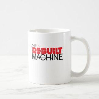 Die umgebaute Maschine - Brock S. Design Kaffeetasse