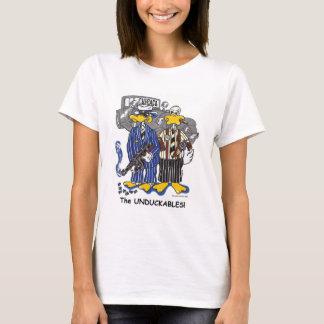 Die Unduckables Unberührbarer T-Shirt