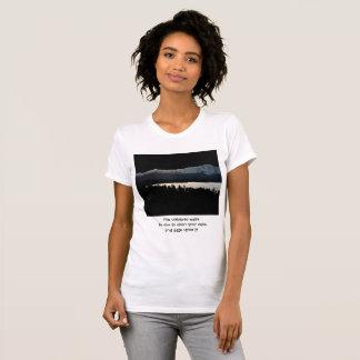 Die Universum-Wartezeiten T-Shirt
