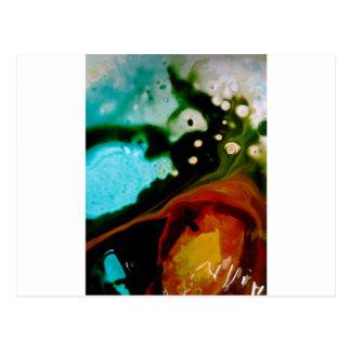 Die Unterwelt Postkarte
