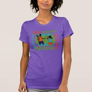 Die ursprünglichen Fischer der Frauen des T-Shirt