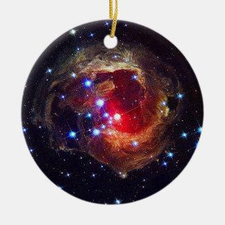 Die V838 Monocerotis Stern NASA Keramik Ornament