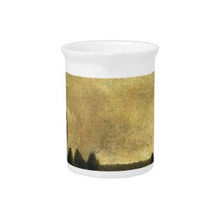 Die Verdammung durch Henri Rousseau Getränke Pitcher