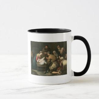 Die Verehrung der Schäfer, c.1650 Tasse