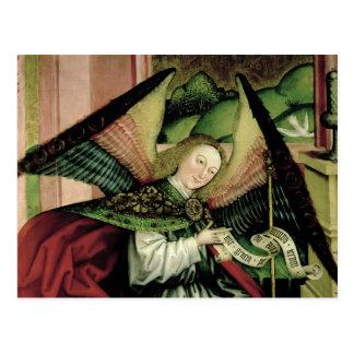 Die Verehrung der Schäfer - Detail von einem Ange Postkarte