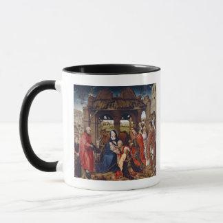 Die Verehrung der Weisen, c.1455 Tasse