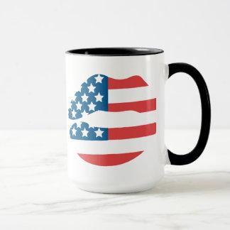 DIE Vereinigten Staaten FLAG Amerika Tasse